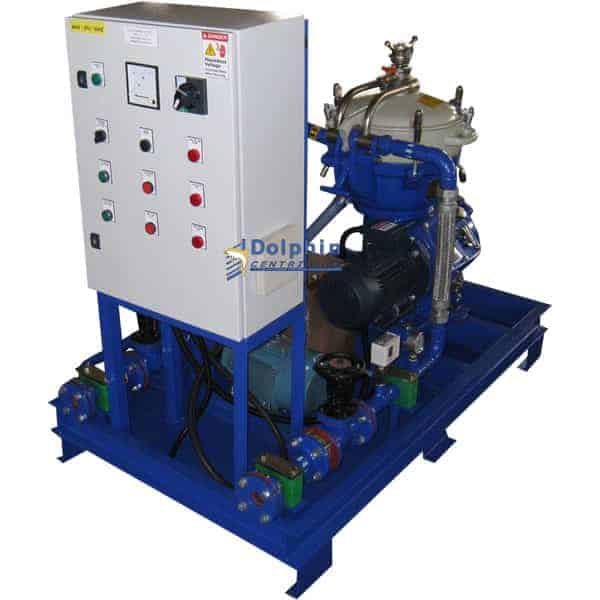 Alfa Laval MAB206 Lubricating Oil Purifier