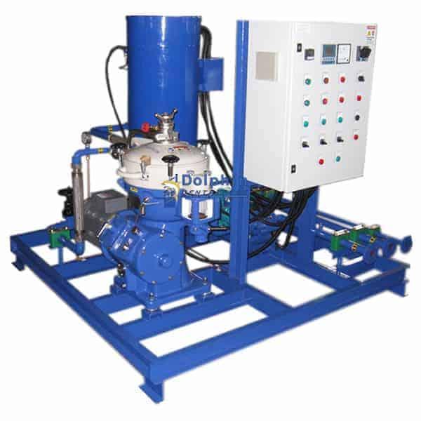 Alfa-Laval-MAB205-Gear-Oil-Centrifuge