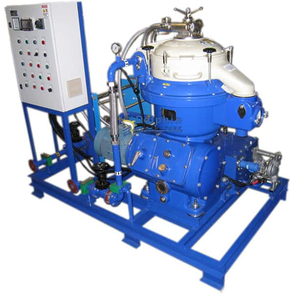 Industrial Centrifuge for Used Oil