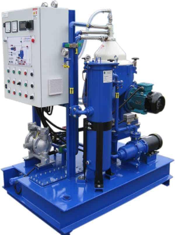 Alfa-Laval-MOPX-205-Diesel-Purifier