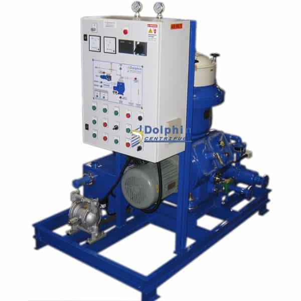 MOPX207 Biodiesel Glycerin Centrifuge