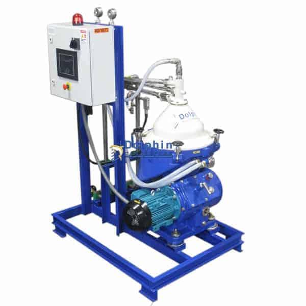 Alfa Laval MOPX205 Waste Oil Centrifuge