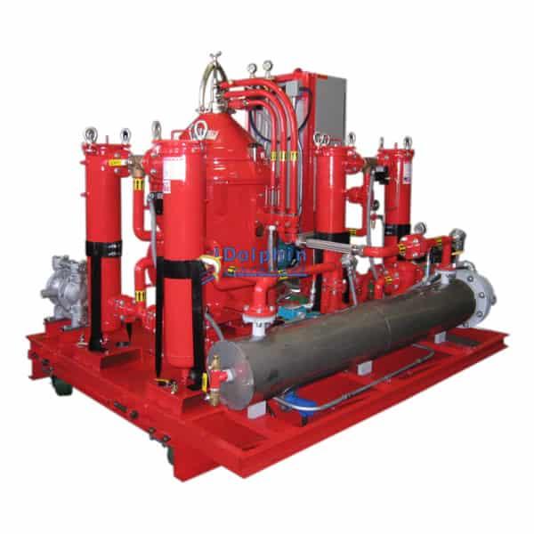 Industrial Fluids Centrifuge Alfa Laval WHPX 510