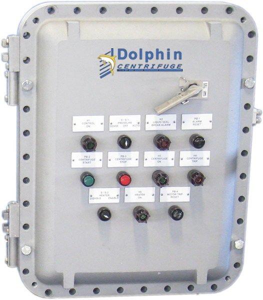Class 1 Div 1 Centrifuge Control System