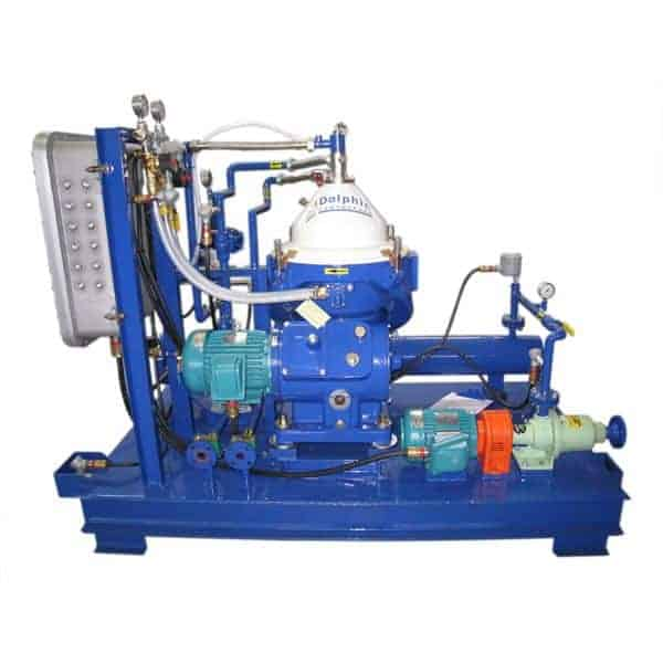 MOPX205-Explosion-Proof-Centrifugal-Separator