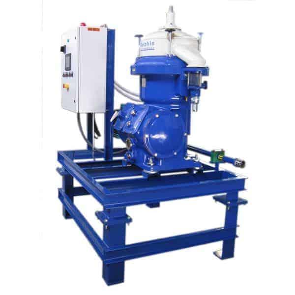 Machining Coolant Purification Centrifuge