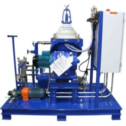 Quench Oil Centrifuge