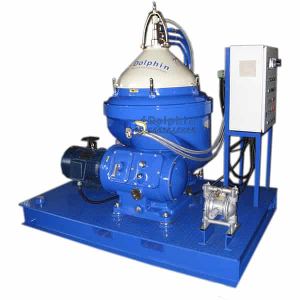 Reconditioned-Alfa-Laval-MAPX313-Used-Oil-Centrifuge