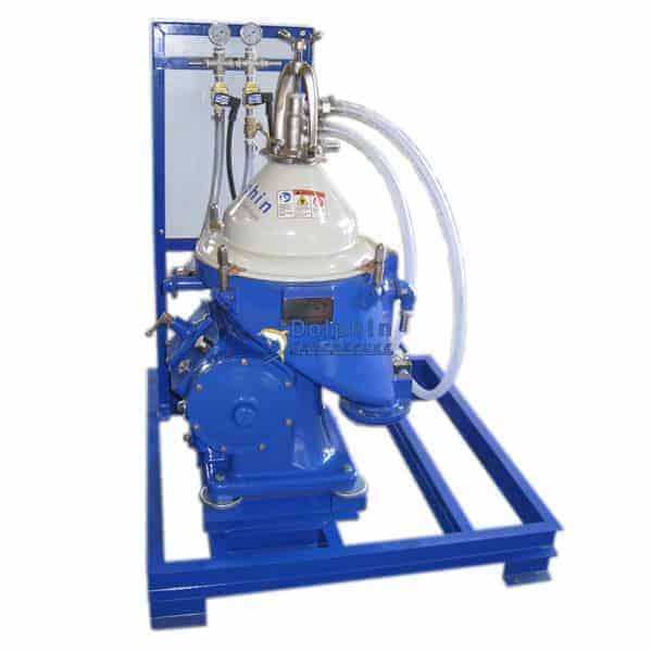 Self-Cleaning-Waste-Water-Centrifuge