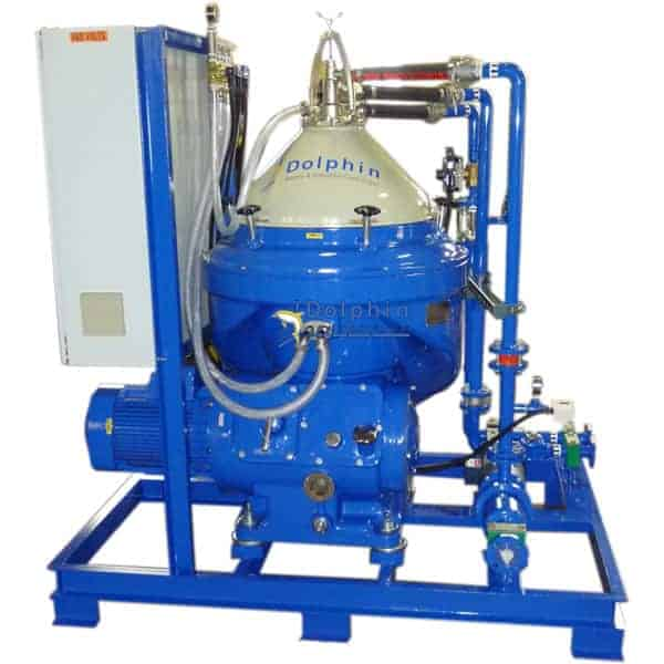 Alfa Laval WHPX 513 Centrifuge for Waste Oil
