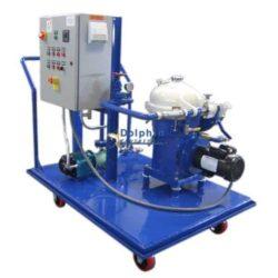 Alfa Laval WSB104 Industrial Coolant Centrifuge Cart