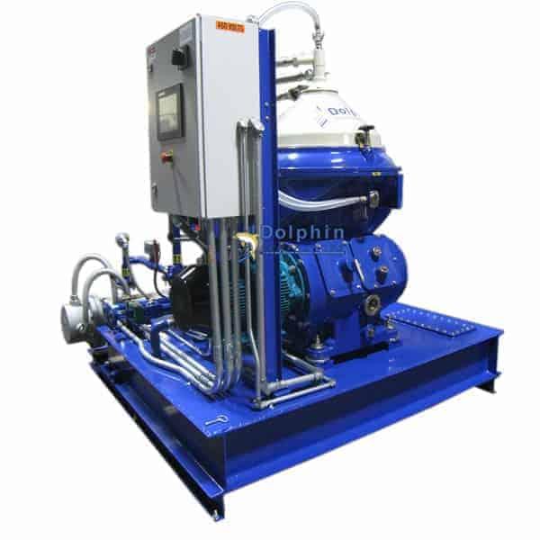 Waste Oil Centrifuge-Alfa Laval MOPX209