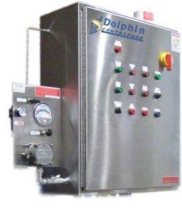 Centrifuge Control System for Class 1 Div 2 Environment