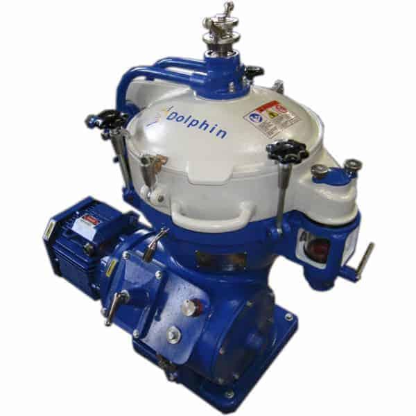Alfa Laval 20GPM Diesel Centrifuge