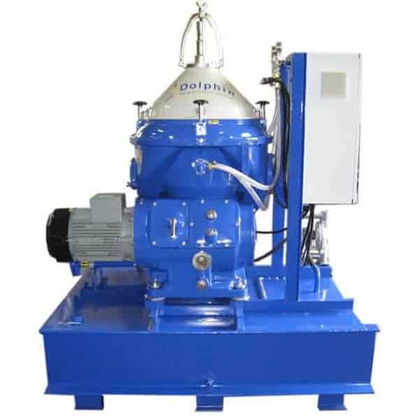 Alfa Laval MAB206 Lubricating Oil Purifier