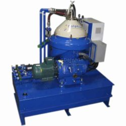 Alfa Laval Centrifuge for Crude Oil Tank Bottom
