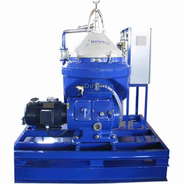 Alfa Laval Centrifuge for Produced Water