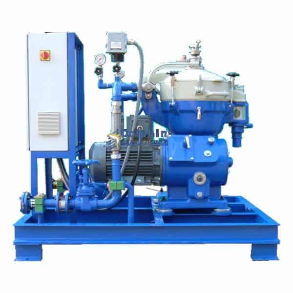 Biodiesel Glycerol Separation Centrifuge