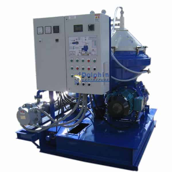 Centrifuge for Used Engine Oil