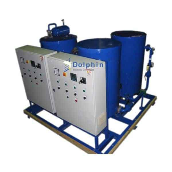 Crude Oil Electric Heating System