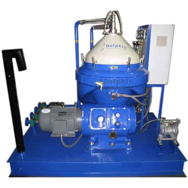 Centrifuge for Crude Oil Washing