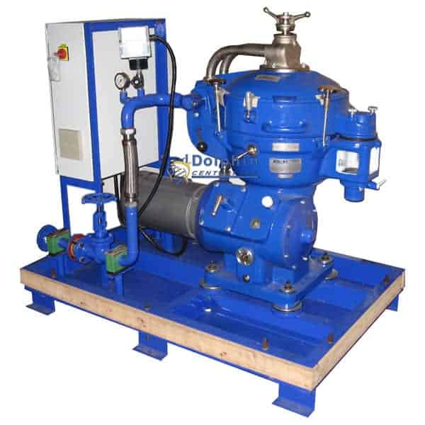 Industrial Centrifuge for Diesel Purification
