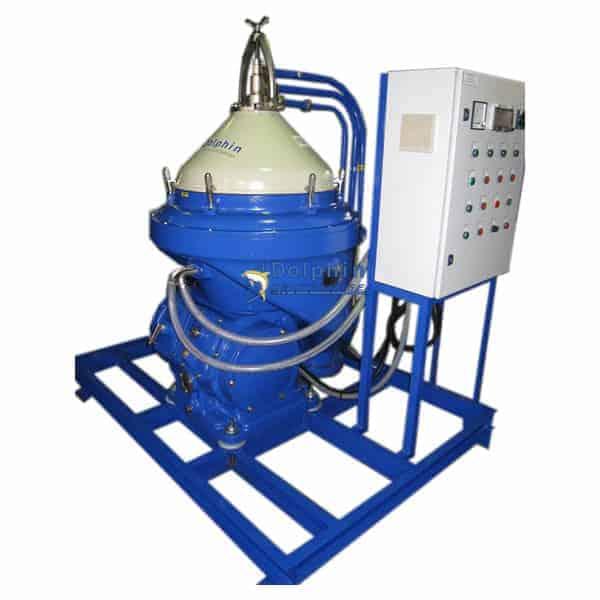 Fuel Oil Purifier Centrifuge
