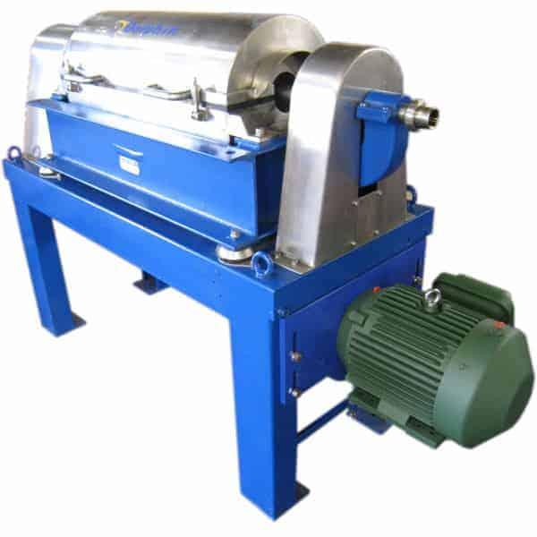 Hemp Solvent Extraction Decanter Centrifuge