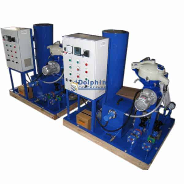Hydraulic Oil Purifier Centrifuge