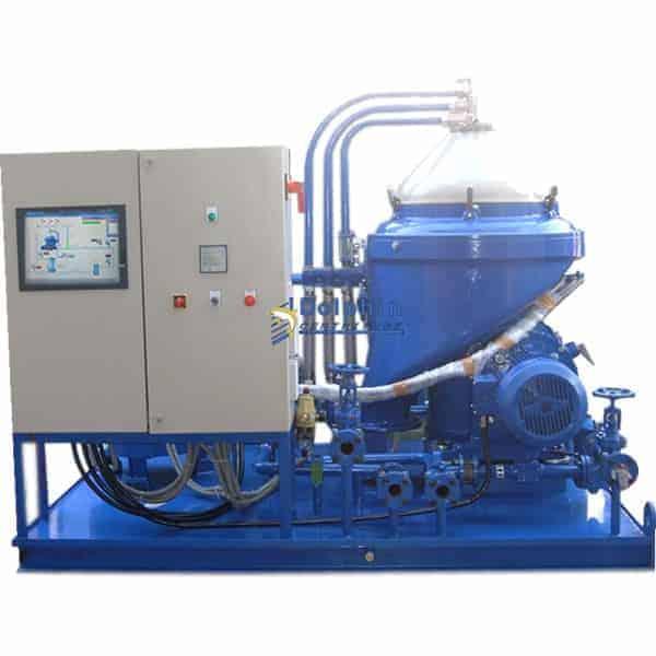 Industrial Centrifuge for Salt Water Disposal