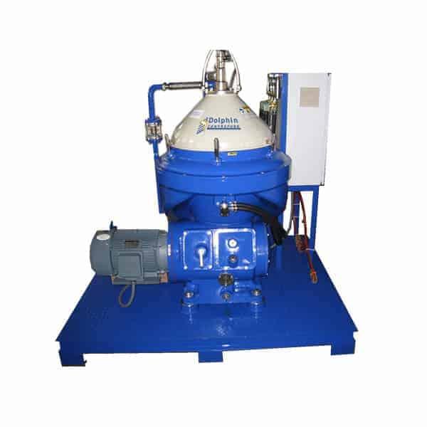 Industrial Coolant Tramp Oil Centrifuge