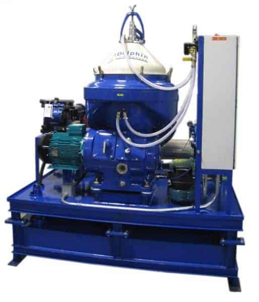 Oilfield Centrifuge for Crude Oil Separation