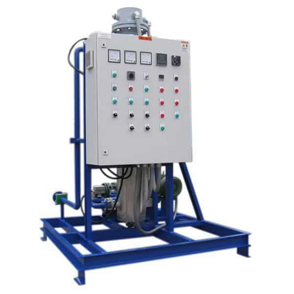 Electric Fluid Heating System