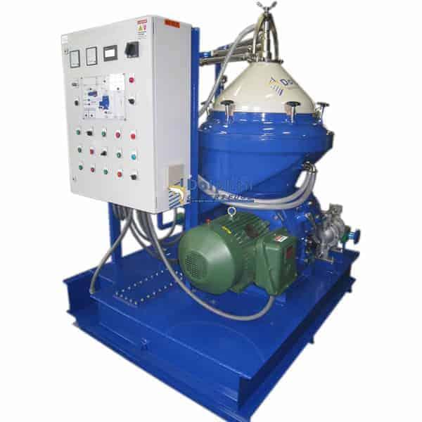 Pyrolysis Bio-Oil Centrifugal Separator