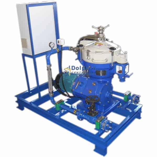 Steam Turbine Lube Oil Centrifuge