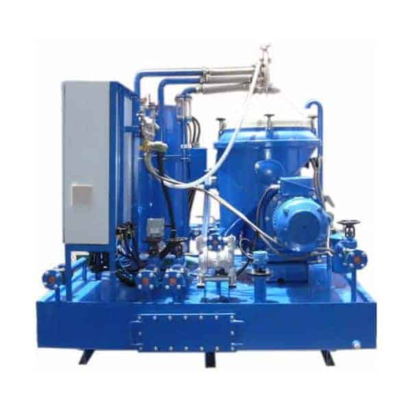 Turbine Lubricating Oil Purifier Module