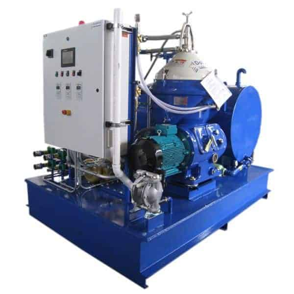 Used Diesel Purification Centrifuge System