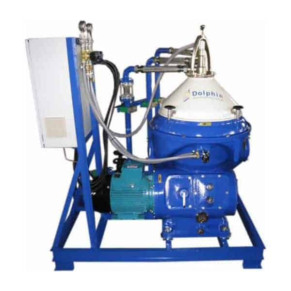 Alfa Laval Self-cleaning Centrifuge for Used Engine Oil