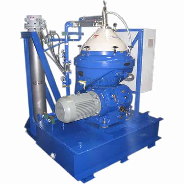 Used Engine Oil Separator Machine - Centrifugal