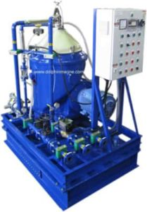 Used Oil Self-Cleaning Centrifuge