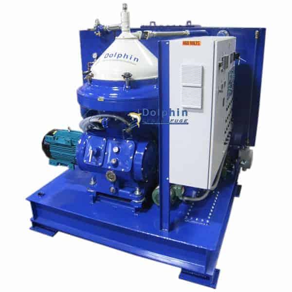 Waste Motor Oil Centrifuge System