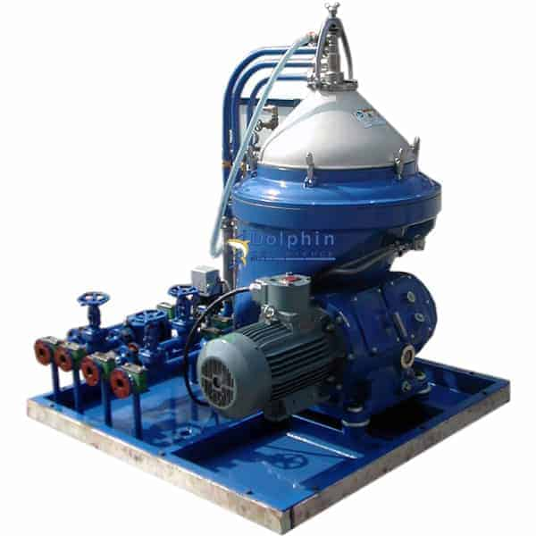 Centrifuge for Waste Oil Treatment