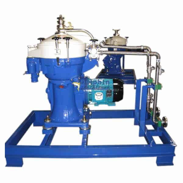 Stainless Steel Contact Waste Oil Centrifuges