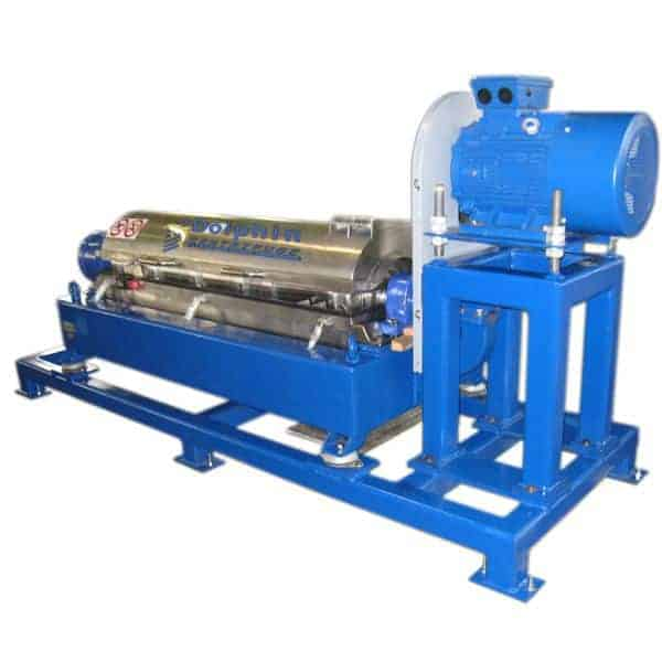 Waste Oil Decanting Centrifuge - Three Phase