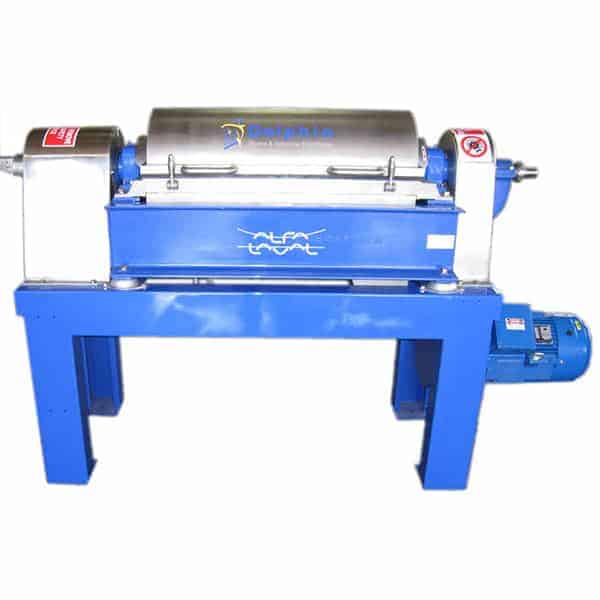 Wastewater Centrifuge for Food Industry