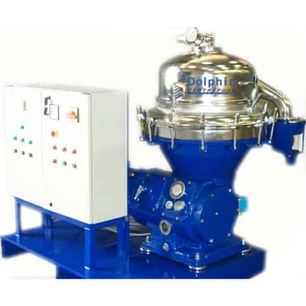 Solvent Extraction Centrifuge