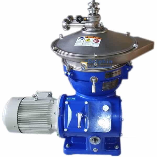 Food Grade Centrifuge Alfa Laval SSB206