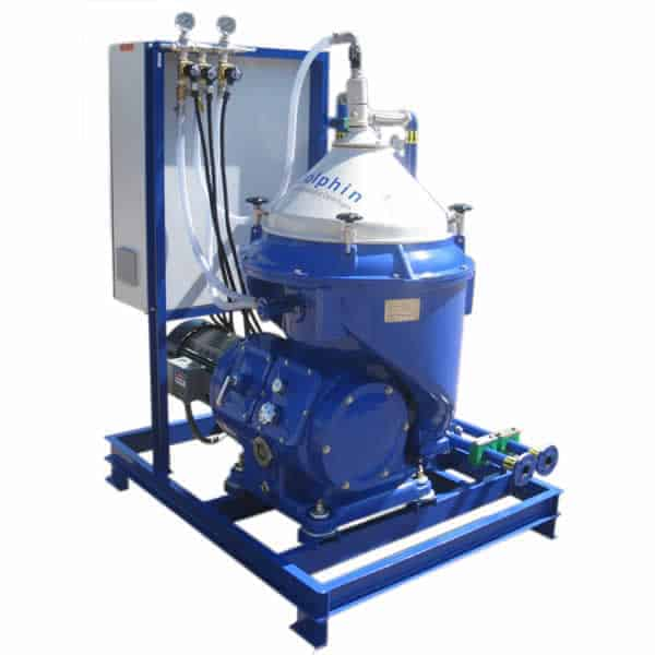 Industrial Centrifuge for Pyrolysis Oil