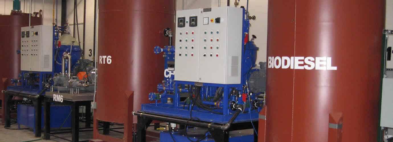 biodiesel centrifuge