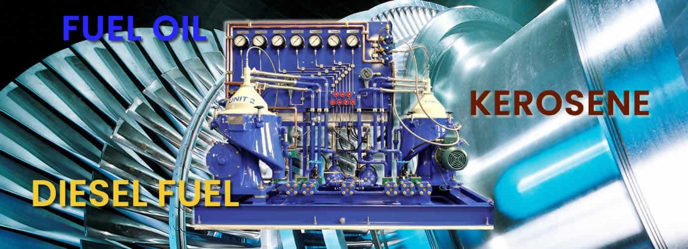 Diesel Fuel Centrifuge